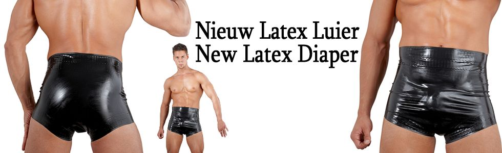 euroDL latex luier