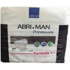 Abri-Man Formula 1 Inleggers