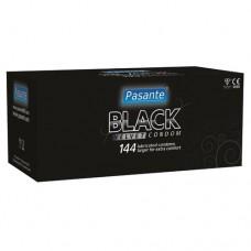 Pasante Black Velvet : 144 Condooms