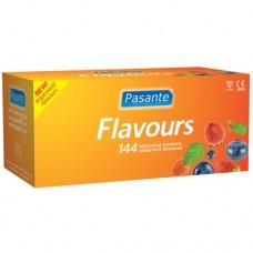 Pasante Flavours : 144 Condooms