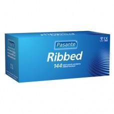 Pasante Ribbed : 144 Condooms